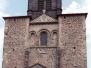 CLERMONT-FERRAND, Notre Dame du Port, S-XII