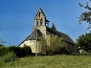 LUCENAC, Église de Pouech, S-XII-XIII