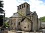 PONT DE SALARS, Notre Dame de le Poujol, S-XI