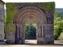 SAINT CÔME D'OLT, Porte du cimetière de Levinhac, S-XII