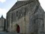 SAINT HILAIRE DES LOGES, Eglise romane, S-XII