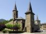 SENTEIN, Notre Dame  (èglise fortifiée), S-XII-XIII