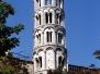 UZÈS, Tour de l'ancienne Cathèdrale, S-XII